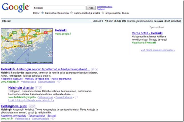 google-results